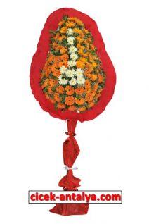 turuncu-beyaz-gerberalardan-ayakli-sepet-212x318 Açılış Düğün Çelenk