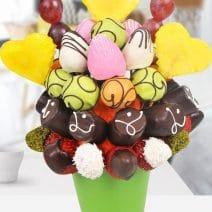 Masum Çikolata Buketi Ms24